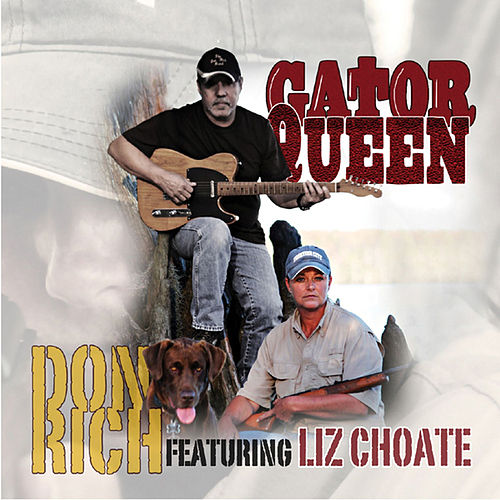 Gator Queen by Don Rich