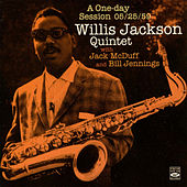 A One Day Session by Willis Jackson