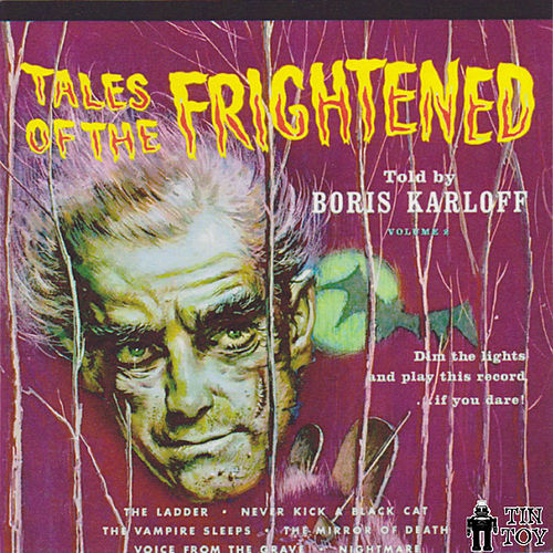 Tales of the Frightened, Vol. 2 by Boris Karloff