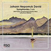 David: Symphonies Nos. 1 & 6 by ORF Radio Symphonieorchester Wien