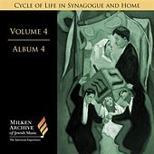 Milken Archive Digital Volume 4, Cycle of Life in Synagogue and Home: Album 4, Funerals and Memorial Services by Various Artists