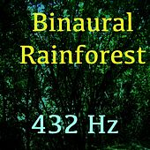 Binaural Rainforest by 432 Hz