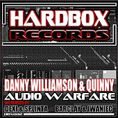 Audio Warfare by Danny Williamson