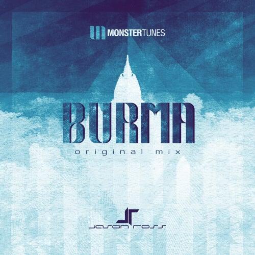 Burma by Jason Ross