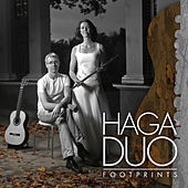 Footprints by Haga Duo