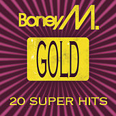 Gold - 20 Super Hits (International) by Boney M
