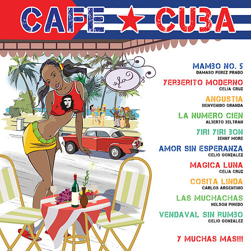 Café Cuba by Various Artists