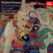 Strauss: Don Juan, Salome, Till Eulenspiegels lustige Streiche, Valse by Czech Philharmonic Orchestra