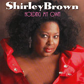 Holding My Own by Shirley Brown