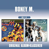 Boney M. - 2 in 1 (In The Mix/The Best 12inch Versions) by Boney M