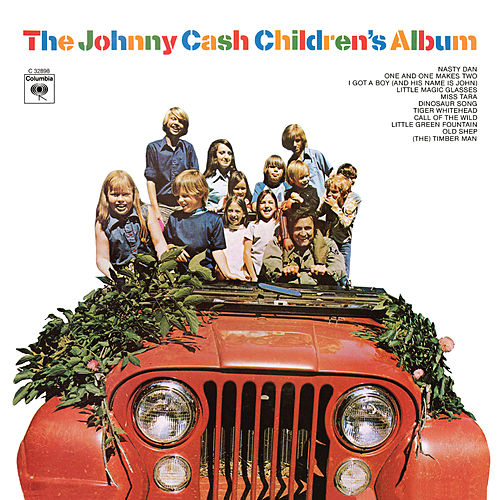 The Johnny Cash Children's Album by Johnny Cash