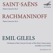 Saint-Saëns & Rachmaninoff: Piano Concertos by Emil Gilels