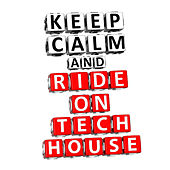 Keep Calm & Ride On Tech House by Various Artists