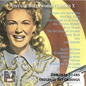 Vintage Hollywood Classics, Vol. 10 (Original Stars & Original Recordings) by Various Artists