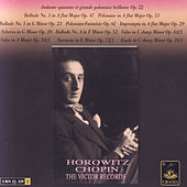 Chopin: Solo Piano Works by Vladimir Horowitz