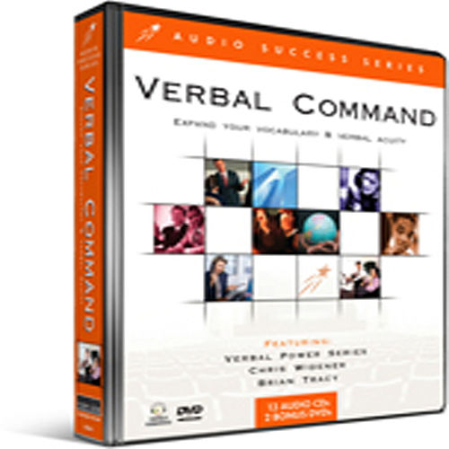 Verbal Command - Communication Skills of Professional Speakers by Various Artists
