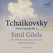 Tchaikovsky: Piano Concerto No. 1, Op. 23 by Emil Gilels