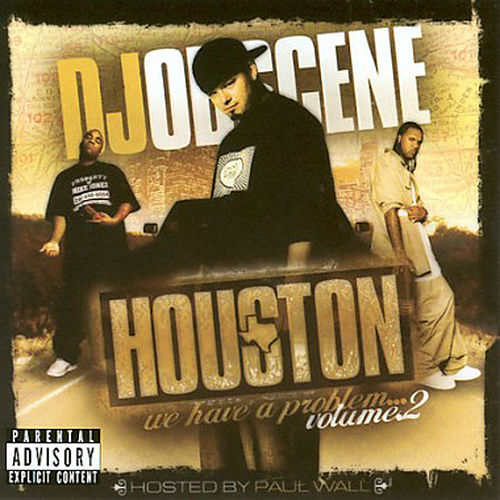 Houston We Have A Problem Volume 2 by Various Artists