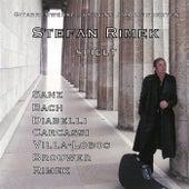 Gitarrenmusik aus fünf Jahrhunderten by Stefan Rimek