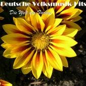 Deutsche Volksmusik Hits - Die Welt der Farben by Various Artists