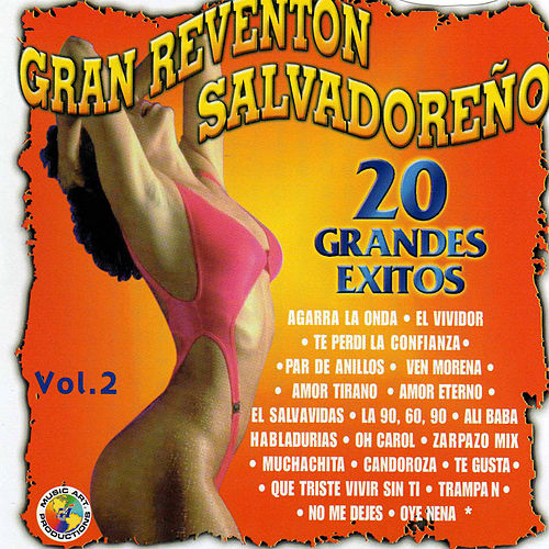 Gran Reventon Salvadoreno, Vol. 2 by Various Artists