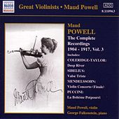 The Complete 1904-1917 Recordings Vol. 3 by Various Artists