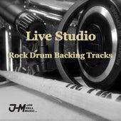 Live Studio Rock Drum Backing Tracks by Jon Hall
