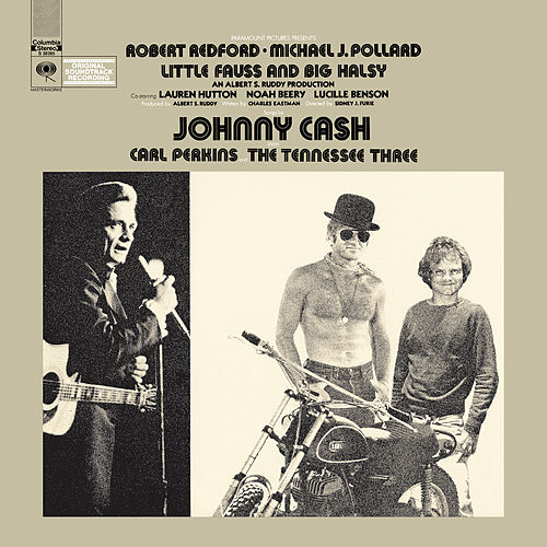 Little Fauss and Big Halsy (Original Soundtrack Recording) by Johnny Cash