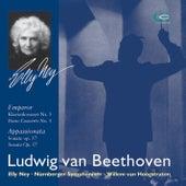 Beethoven: Emperor Piano Concerto No. 5 & Appasionata Sonata Op. 57 by Elly Ney