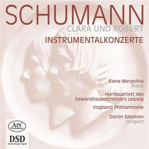 C. Schumann & R. Schumann: Instrumentalkonzerte by Various Artists