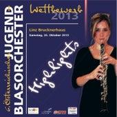 Highlights 6. Österreichischer Jugendblasorchester Wettbewerb 2013, Vol. 1 by Various Artists