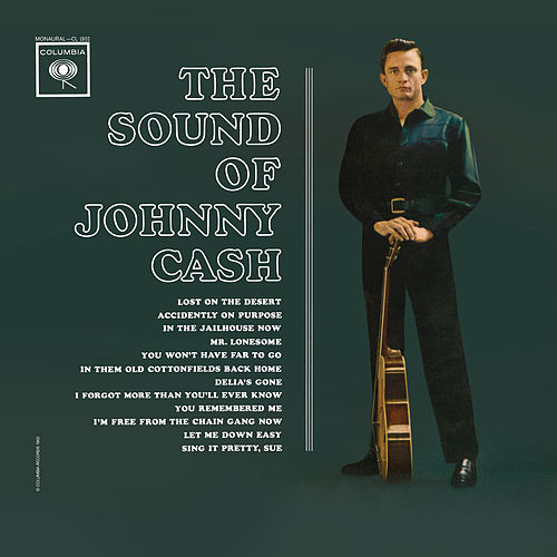 The Sound Of Johnny Cash by Johnny Cash