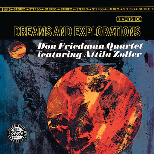 Dreams And Explorations by Don Friedman