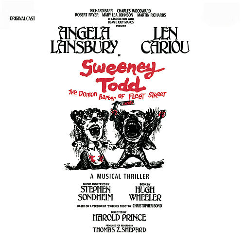 Sweeney Todd by Various Artists