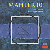 Mahler: Symphony No.10 (Ed. Deryck Cooke) by Radio-Symphonie-Orchester Berlin