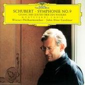 Schubert: Symphony No.9; Gesang der Geister über den Wassern by Wiener Philharmoniker
