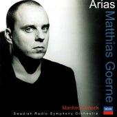 Berg/Mozart/R.Strauss/Wagner: Arias by Matthias Goerne