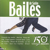 Bailes de Salón Vol. 1 by Various Artists