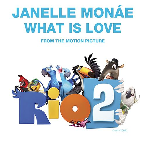 What Is Love by Janelle Monae