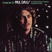 A Little Bit Of Paul Davis (Bonus Track Version) by Paul Davis
