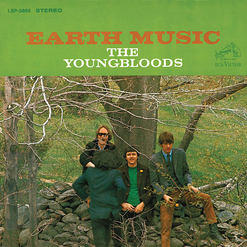 Earth Music by The Youngbloods