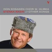 Stenka Rasin & Other Songs (Arr. S. Jaroff for Choir) by Don Kosaken Chor