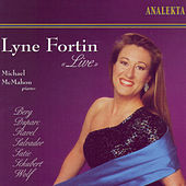 Live by Michael McMahon Lyne Fortin