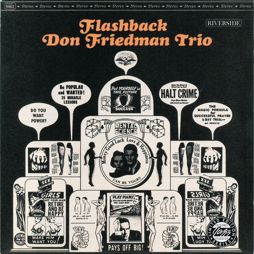 Flashback by Don Friedman