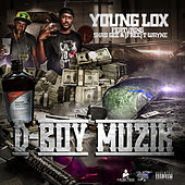 D-Boy Muzik (feat. Shad Gee & T Wayne) by Young Lox