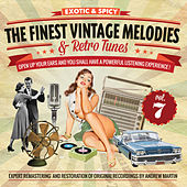 The Finest Vintage Melodies & Retro Tunes Vol. 7 by Various Artists