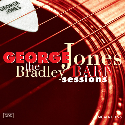 The Bradley Barn Sessions by George Jones