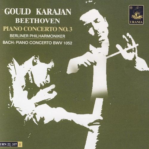 Beethoven: Piano Concerto No. 3 - Bach: Piano Concerto, BWV 1052 by Glenn Gould