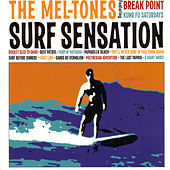 Surf Sensation (songs from Nickelodeon's SPONGEBOB SQUAREPANTS) by The Mel-Tones