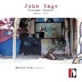 John Cage: Freeman Etudes Books 1 & 2 by Marco Fusi